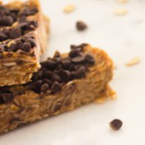 hazelnut energy bar